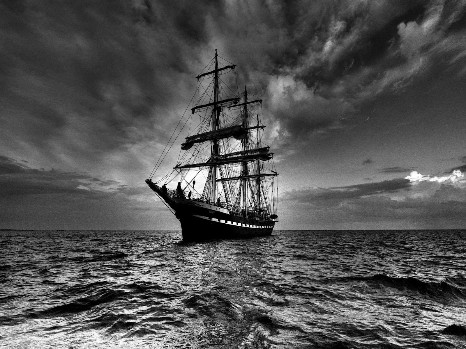 Abandoned ships - The Mary Celeste