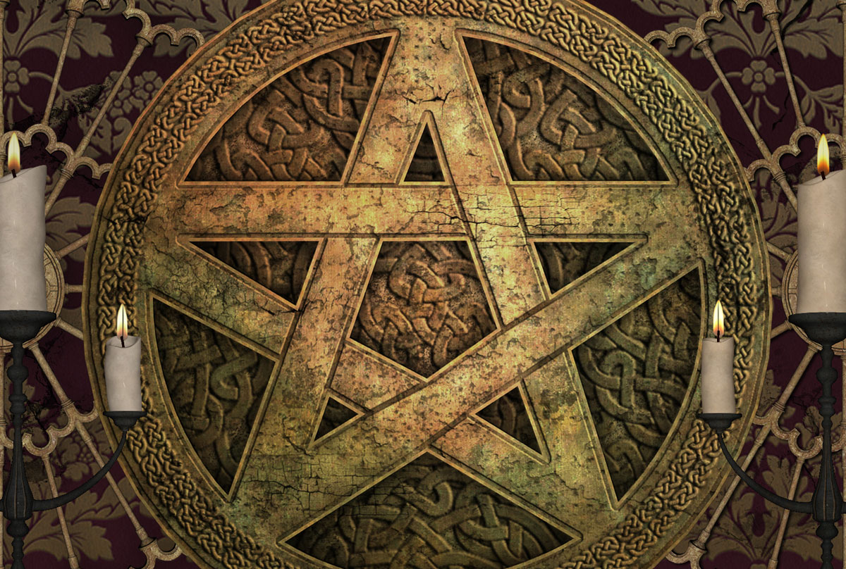Witch Pentagram