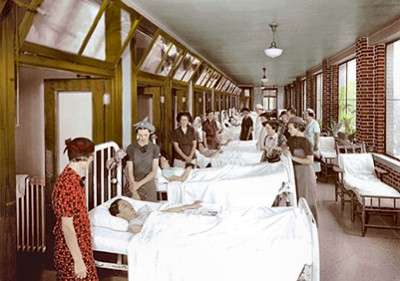 Waverly Hills Hospital patients