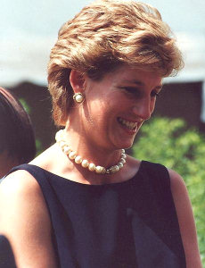 Lady Diana Princess of Wale