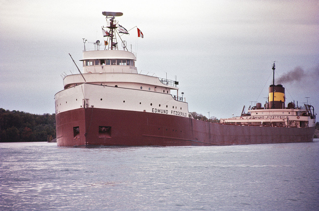 The Sinking of the S. S. Edmund Fitzgerald